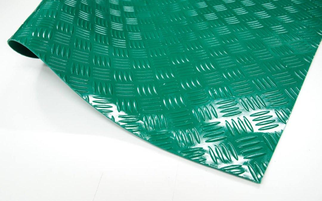 Wykładzina checker SCP 3 x 1200 x 1000 mm PVC zielony