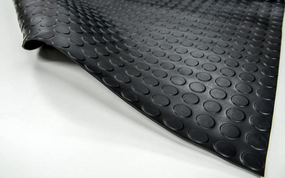 Wykładzina gumowa molet SCP 3 mm SBR szerokość 1,4 m