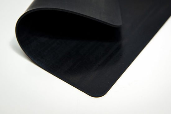 Płyta gumowa Black Mumbay SBR Zenith