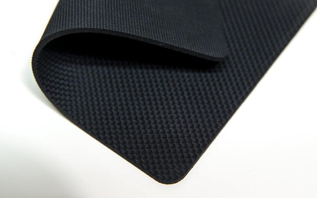 Wykładzina tkanina Zenith Cobra 2p 4 x 2000 x 1000 mm czarny