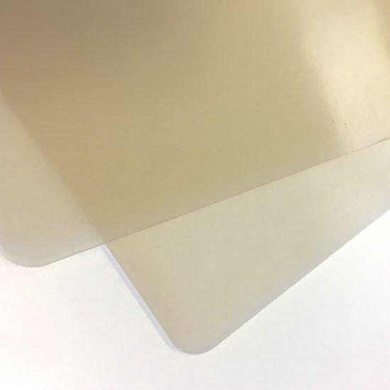 Płyta gumowa silikon VMQ biała FDA