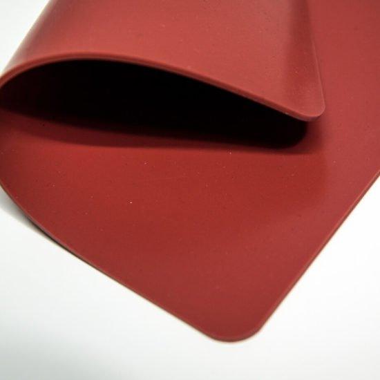 Płyta gumowa silikonowa Viking Red Zenith