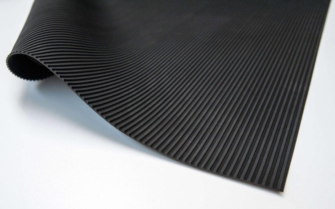 Wykładzina gumowa ryfel specjalny Zenith Freya 3mm szerokość 1,2 m