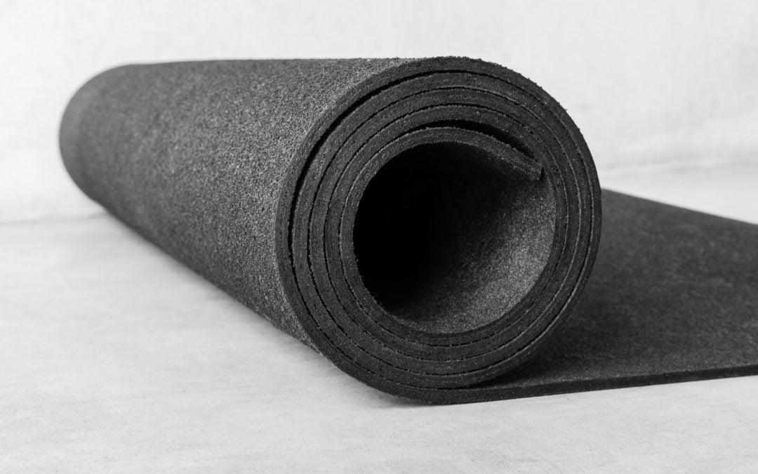 Mata gumowa SCP-400 – rolka 3 x 1200 x 10000 mm