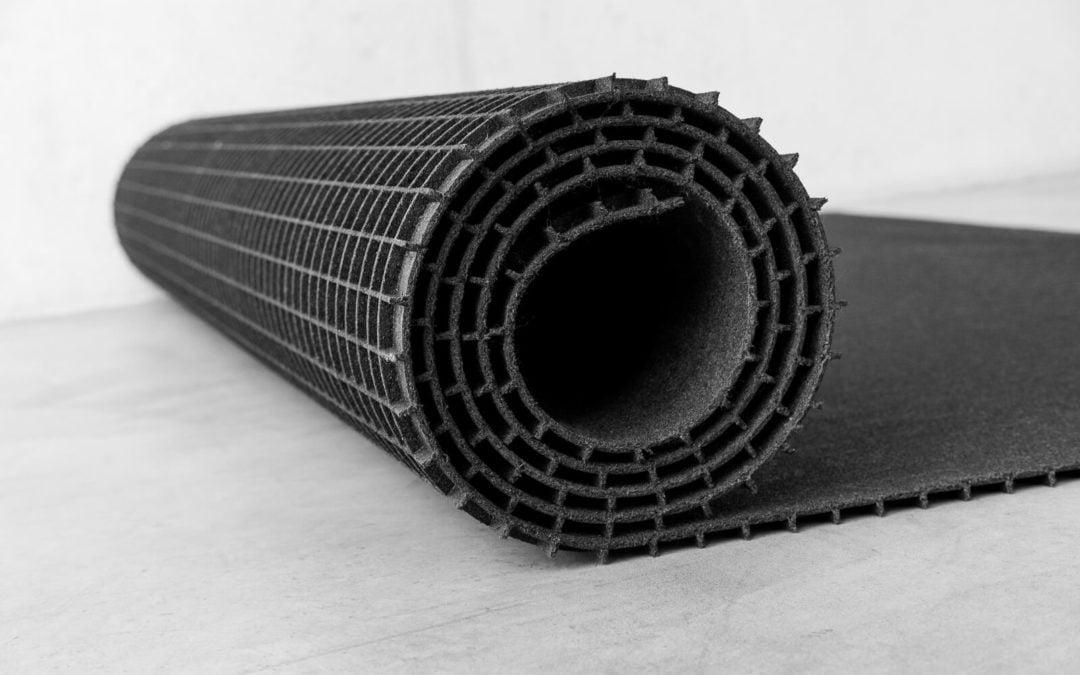 Mata gumowa SCP-100 – rolka 8 x 1200 x 5000 mm