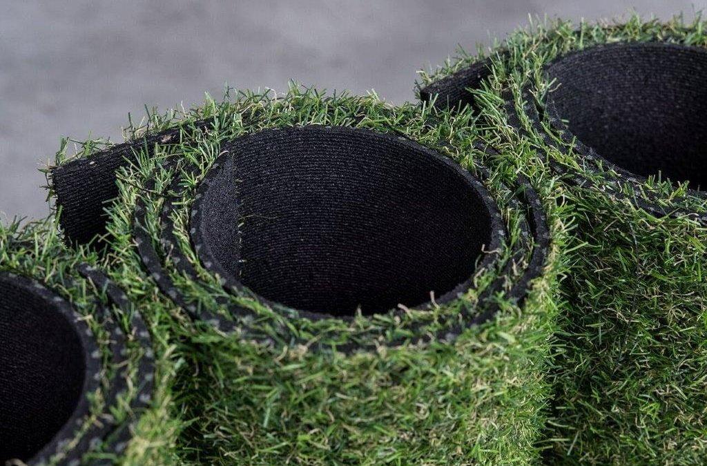 Sztuczna trawa SCP-400T – rolka 5 x 1200 x 5000 mm