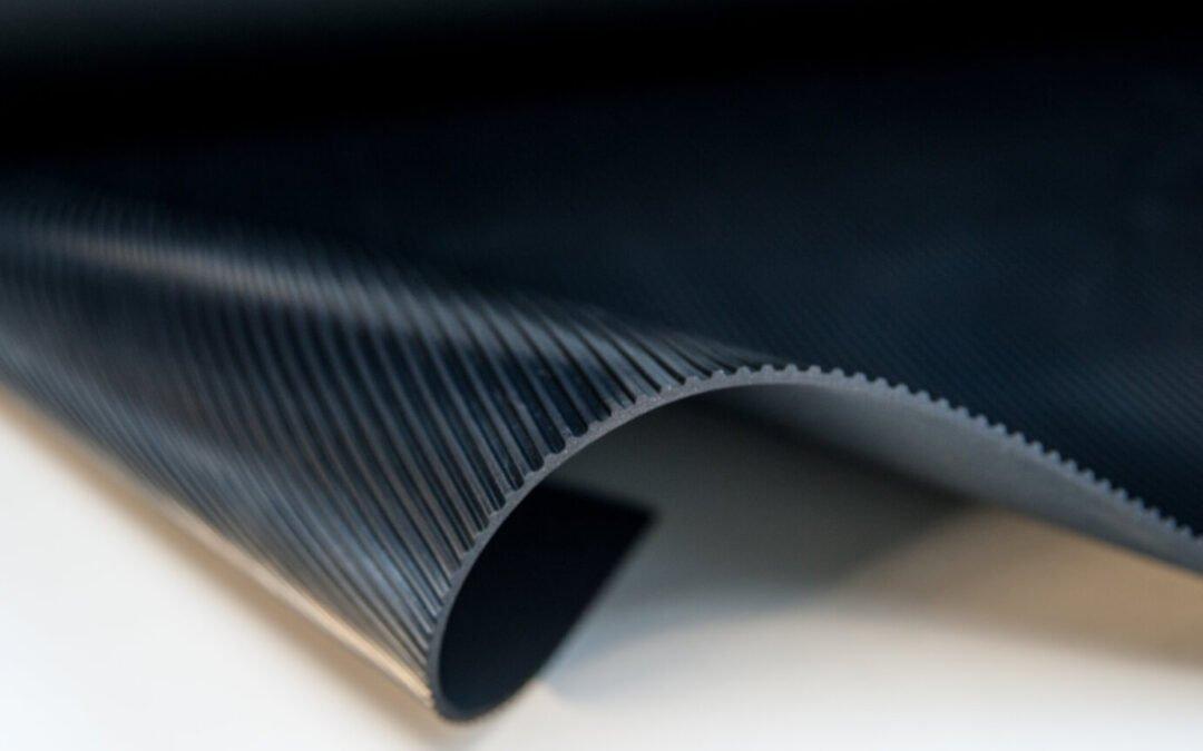 Wykładzina gumowa ryfel specjalny SCP 3 mm SBR szerokość 1,2 m