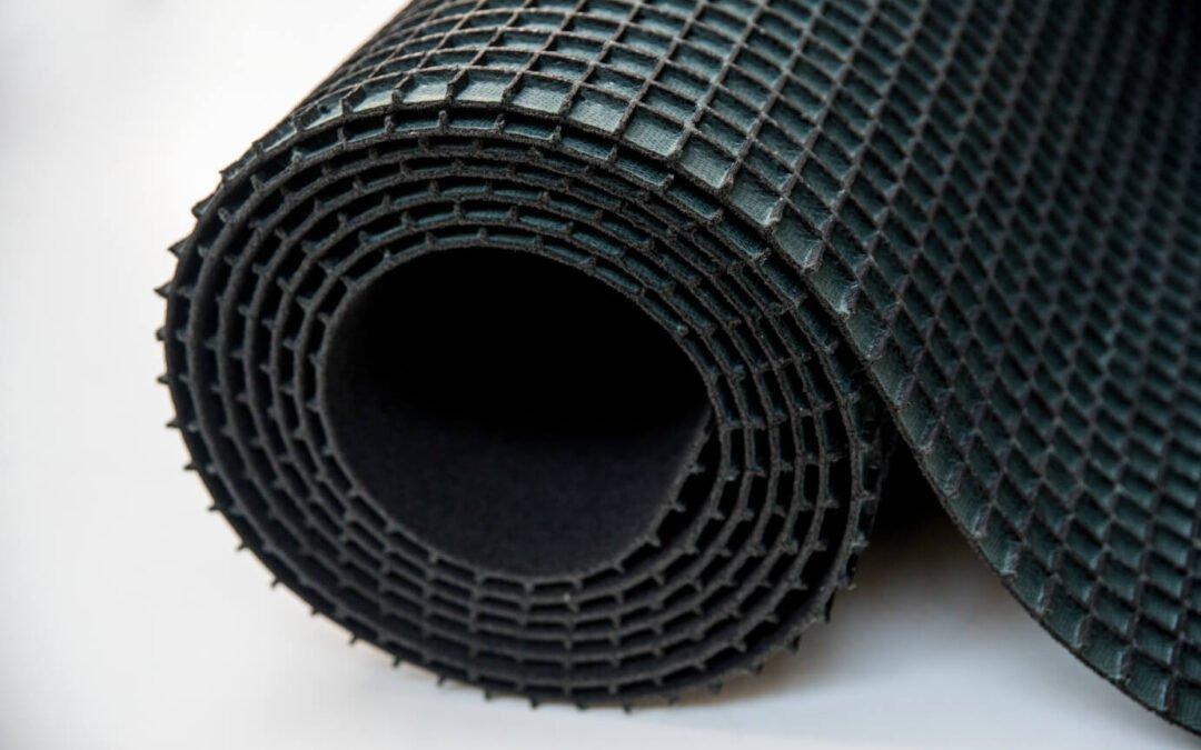 Mata gumowa SCP-150 9 mm szerokość 1,2 m